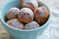 these are very easy to convert to atkins....almond flower and sugar sub.....RicottaDoughnutsBlueBowl
