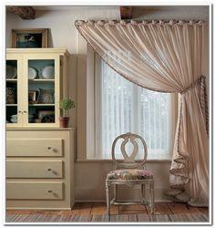 Amazing Window Treatment Styles | Kitchen Sink Window, Window Scarf And Back To