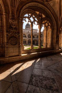 Jeronimos Monastery, Portugal (by tonybill)
