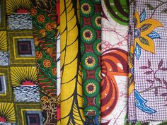 east africa has the most beautiful fabrics, wish I still had some!