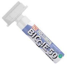 Marcador Zig Biggie 50 Branco