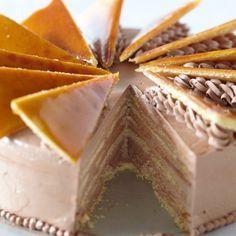 ESSEN & TRINKEN - Dobos-Torte Rezept