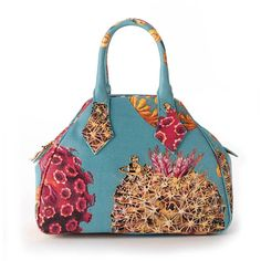 Vivienne Westwood Vivienne Westwood Paradise Bag 6125 ($815) ❤ liked on Polyvore
