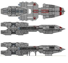DeviantArt: More Artists Like Cylon Raider Mk I ortho [update] by unusualsuspex