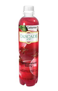 Zero-calorie Pomegranate Berry Sparkling Water