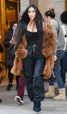 An Ode to Kim Kardashian West and Her Best Outfits Ever via @WhoWhatWear