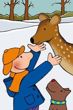 nieuwjaarsbrief 1 Advertising Poster, Winter Wonderland, Scooby Doo, Vector Free, Clip Art, Seasons, Cartoon, Disney Characters, School