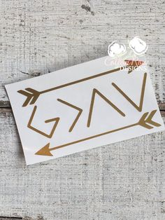 GOD is greater than the highs and lows decal by CottonRowDesigns