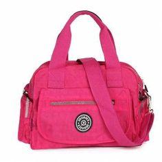 Women Casual Crossbody Bag Nylon Waterproof Handbags Shoulder Bag is Worth Buying - NewChic Nylon Bag, Outdoor Travel, Sports Women, Women Lingerie, Sling Backpack, Women's Accessories, Handbags, Casual, Shoulder Bags