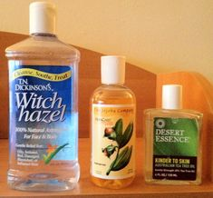 • Healthy Skin Regimen Part II: DIY - All Natural Toner