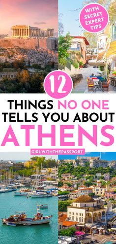 12 things you should know before visiting Athens, Greece. 12 things you should know before visiting Athens, Greece. Greece Vacation, Greece Travel, Greece Trip, Greece Cruise, Visit Greece, Italy Travel, Europe Travel Guide, Travel Guides, Travel Destinations