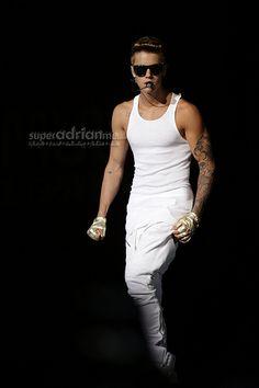 Entertainment - Justin Bieber Believe Tour 2013 - Singapore