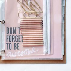 If you struggle to stay organized, you need a gorgeous binder to motivate you! Beautify a binder yourself with this fun and simple tutorial.
