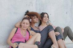 Temporal, película  Melani Olivares