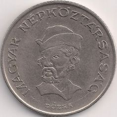 Motivseite: Münze-Europa-Mitteleuropa-Ungarn-Forint-20.00-1982-1989 Old Money, Coin Collecting, Old Photos, Coins, Hungary, Antique Photos, Old Pictures, Vintage Photos