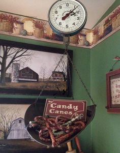 Candy Canes Anyone?!?(The Gilbert Homestead) :-)sg