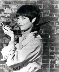 Sixties | Barbara Feldon, star in Get Smart