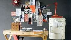 Home office ideas! #offices http://www.homelife.com.au/stylebooks/stylebook/home+office+ideas,13733?pos=1#top