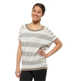 Reebok Women's Yoga Sweater Long Sleeve Tops   Official Reebok Store