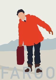 Fargo  Lester Nygaard minimalist poster.  I know this isn't a movie - just wanted to pin the poster.  (And anyway - I watched the series twice.) [::] Alba