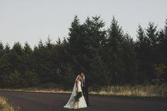 Jade and Dj's Harvest Moon Inspired Wedding