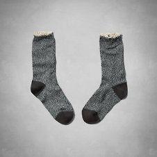 Womens A&F Camp Socks