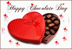 Chocolate Day - Valentine Day - 9 February