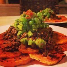 Paleo (spicy) nachos