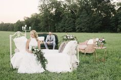 Vintage Lounge Inspiration via Hudson Valley Vintage Rentals. Vintage Rentals. Crested Hen Farms. Alicia King Photography. Lavender & Leaf, Lakum Collection.  Featured on 100 Layer Cake. Weddings in the Hudson Valley.