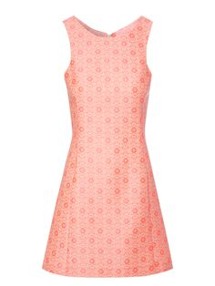 Inspired by the swinging sixties, this neon jacquard dress has the perfect summer look. Sale: £20