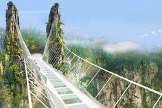 El puente de cristal más largo del mundo cierra a las dos semanas - Noticias de Arquitectura - Buscador de Arquitectura