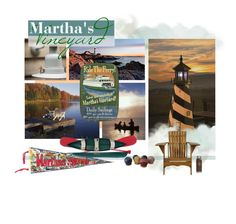 """""""Martha's Vineyard, 2016"""" by spotlight918 ❤ liked on Polyvore featuring interior, interiors, interior design, home, home decor, interior decorating, DutchCrafters, Home Decorators Collection and Men's Society"""