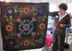 Beautiful Wool Quilt