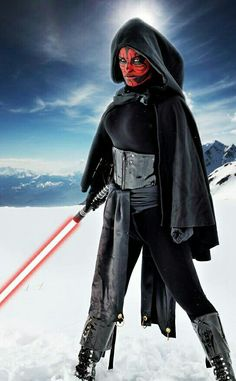 Star Wars Darth Maul cosplay
