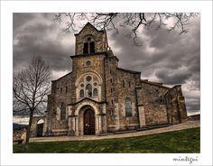 Iglesia de San Vicente, Frias, Burgos -