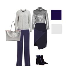blueberry and silver