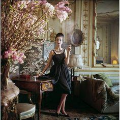 vintage fashion 1960 | vintage dior 1960s paris shoot from vogue 7 1