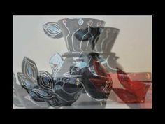 Handmade ceramic coffee set (Sophia Vlachou/ Σοφία Βλάχου) - YouTube