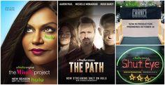 Upfronts Hulu annuncia il rinnovo di The Mindy Project e The Path e le date di debutto di Chance con Hugh Laurie e Shut Eye