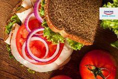 É tão cómodo comer uma sanduíche, não é? Sugerimos-lhe ideias de sanduíches nutritivas e rápidas de preparar.