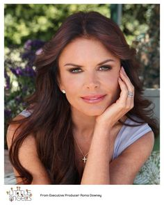 Touched by an Angel:  Roma Downey
