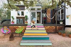 Small But Mighty - Tiny House in Austin by Kim Lewis - Photos