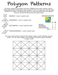 Area of Polygons Worksheet | Compound Shapes Area | Area of ...