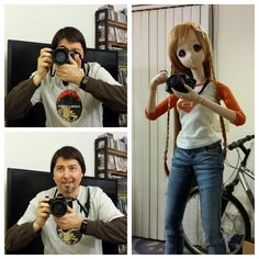 Mirai Suenaga Smart Doll by rc2agog