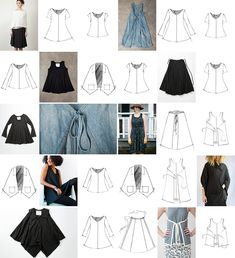 Introducing our newest DIY programming: Build a Wardrobe. Sign up and receive four new DIY garment patterns (with up to 30 variations) over the course of 2016 that will be used as the basis for creating your own hand-sewn wardrobe. Launching with our Maggie Dress pattern in January, Build a Wardrobe offers endless possibilities for customization—allowing you to develop your own personal (and sustainable) style. Find all the details on our Journal. ‪#‎buildawardrobe2016‬ ‪#‎theschoolofmaking‬