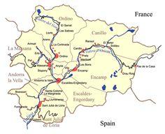 Andorra - Principality of Andorra Principat d'Andorra (Catalan)
