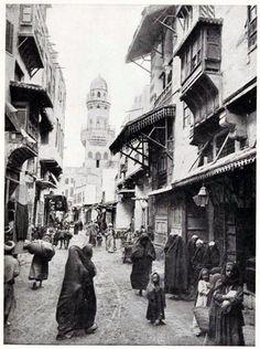 Egypt :: Cairo Street Scene