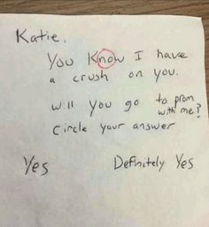 Katie is a savage