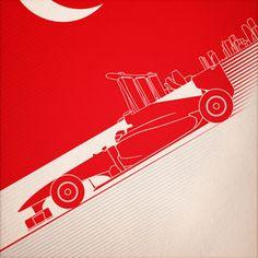 Singapore Grand Prix Poster
