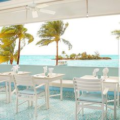The perfect color scheme for brunch. Excellence Resorts, Mexico Resorts, Ocho Rios, Outdoor Furniture Sets, Outdoor Decor, Jamaica, Caribbean, Color Schemes, Dining Table